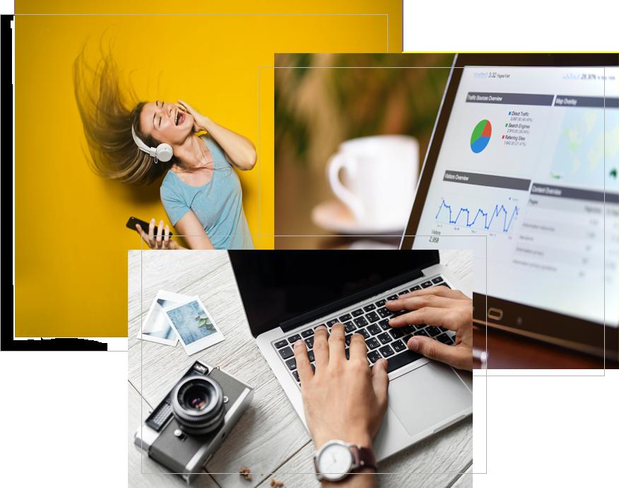 We offer Digital Marketing Services for Humans